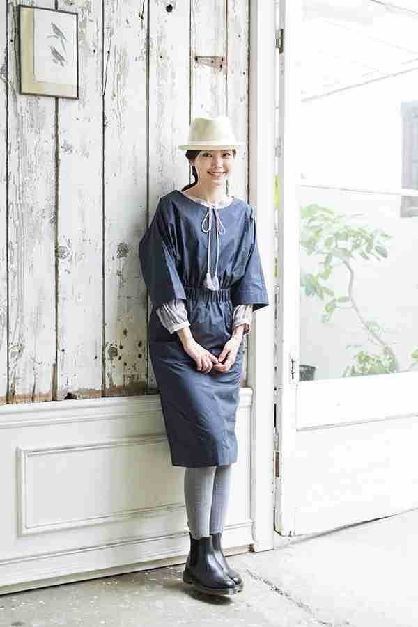 2月29日 さらりとこだわりデザインのワンピをまとい、レセプションへ | 森 貴美子さんの素敵なあの人の着こなし1週間 | ママの知りたいが集まるアンテナ「ママテナ」