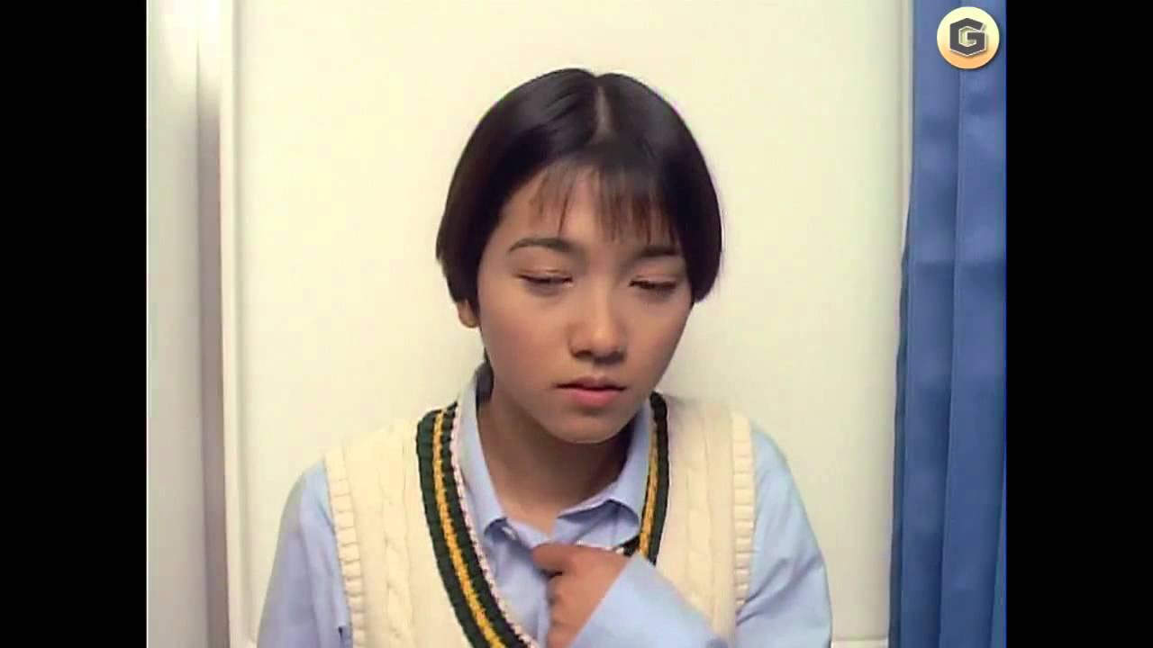 遠藤久美子 CM 1995年 マクドナルド - YouTube