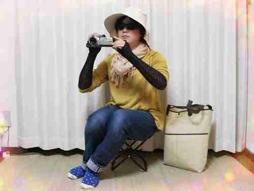 今年のハロウィンは地味な仮装をしました - ARuFaの日記