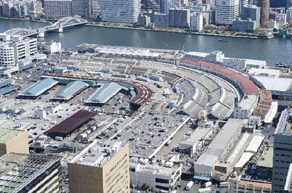 豊洲よりも問題 築地の水槽水から基準値超えトリハロメタン (NEWS ポストセブン) - Yahoo!ニュース