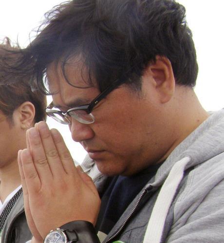 カンニング竹山、福島での津波観測にツイッターで「神様頼む!もうやめてくれ!」 : スポーツ報知