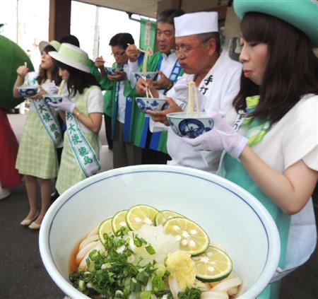 うどん原因?糖尿病ワースト3位・香川県 重ね食べ、早く食い…対策に試行錯誤 (産経新聞) - Yahoo!ニュース