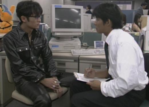 稲垣吾郎19年ぶりに織田裕二と共演 「IQ246」第8話出演