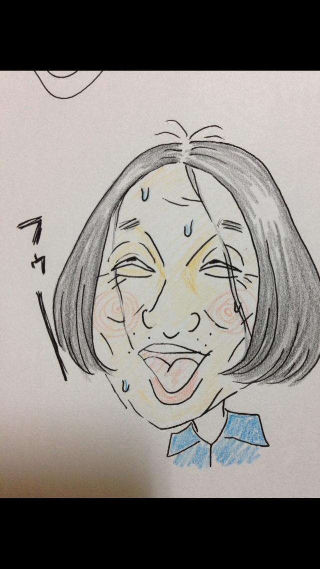 有名人の似顔絵を描いてupするトピpart5