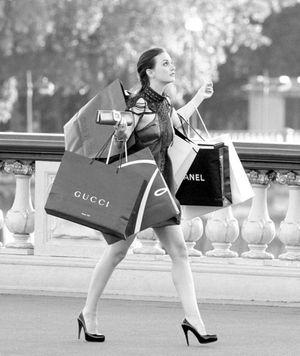 ハイブランド店へ行く時の服
