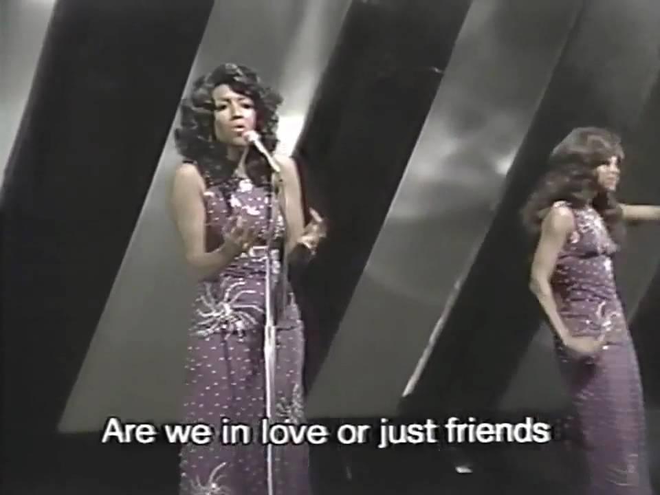 ザ・スリー・ディグリーズ - 天使のささやき(1976) - YouTube