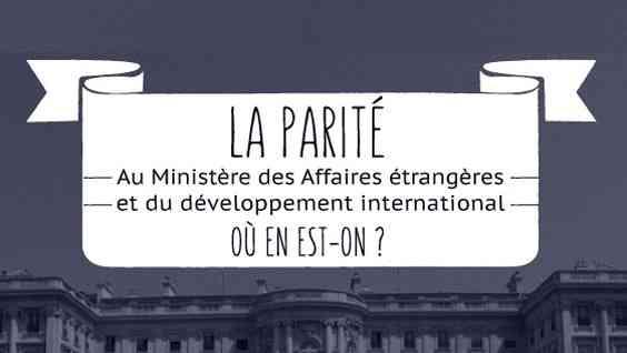 男女平等のためのフランスの取り組み - La France au Japon