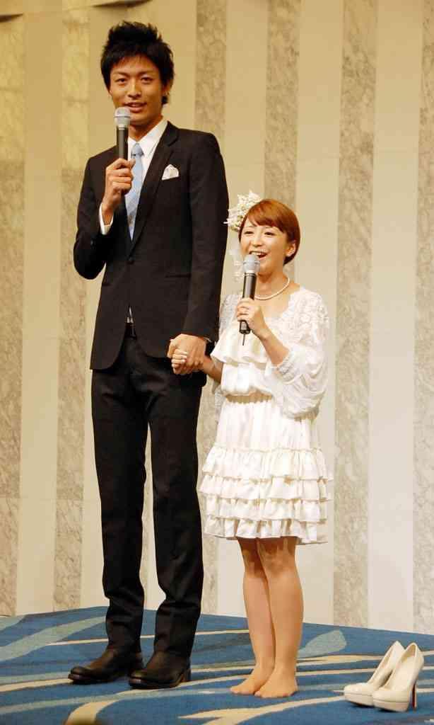杉浦太陽&辻希美夫妻、9年ぶり2ショット カメラの前でのろけ「妻が視界にいないと嫌」