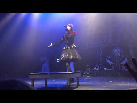 BABYMETAL AMORE LIVE IN BOSTON HOUSE OF BLUES FANCAM COMPILATION - YouTube
