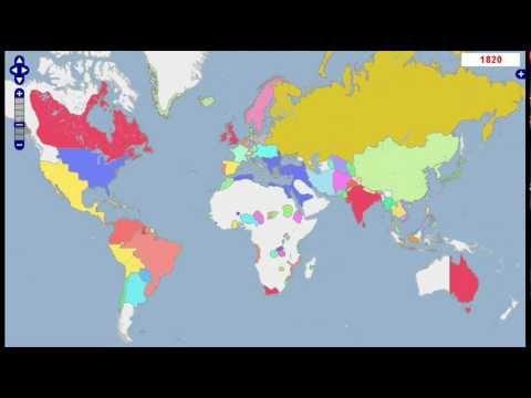 World History (3000 BC - 2013 AD) - YouTube