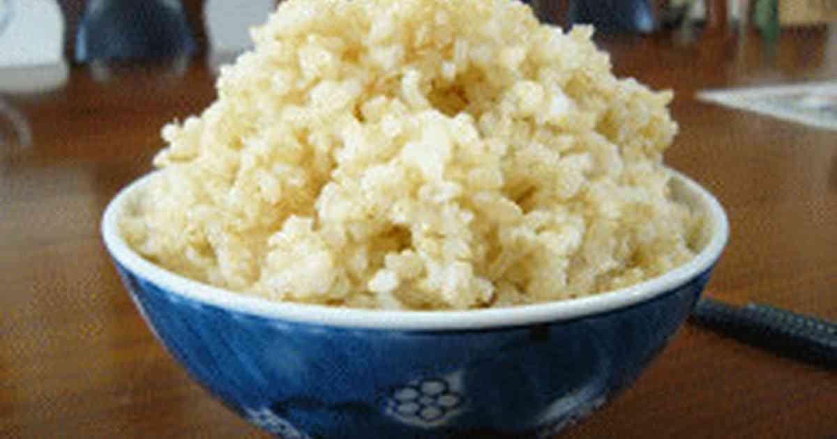 玄米の炊き方(普通の鍋で今すぐ炊ける!) by himi2001 [クックパッド] 簡単おいしいみんなのレシピが253万品
