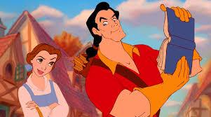 実写版「美女と野獣」より新たな画像が公開。ガストン&ベルの表情が絶妙