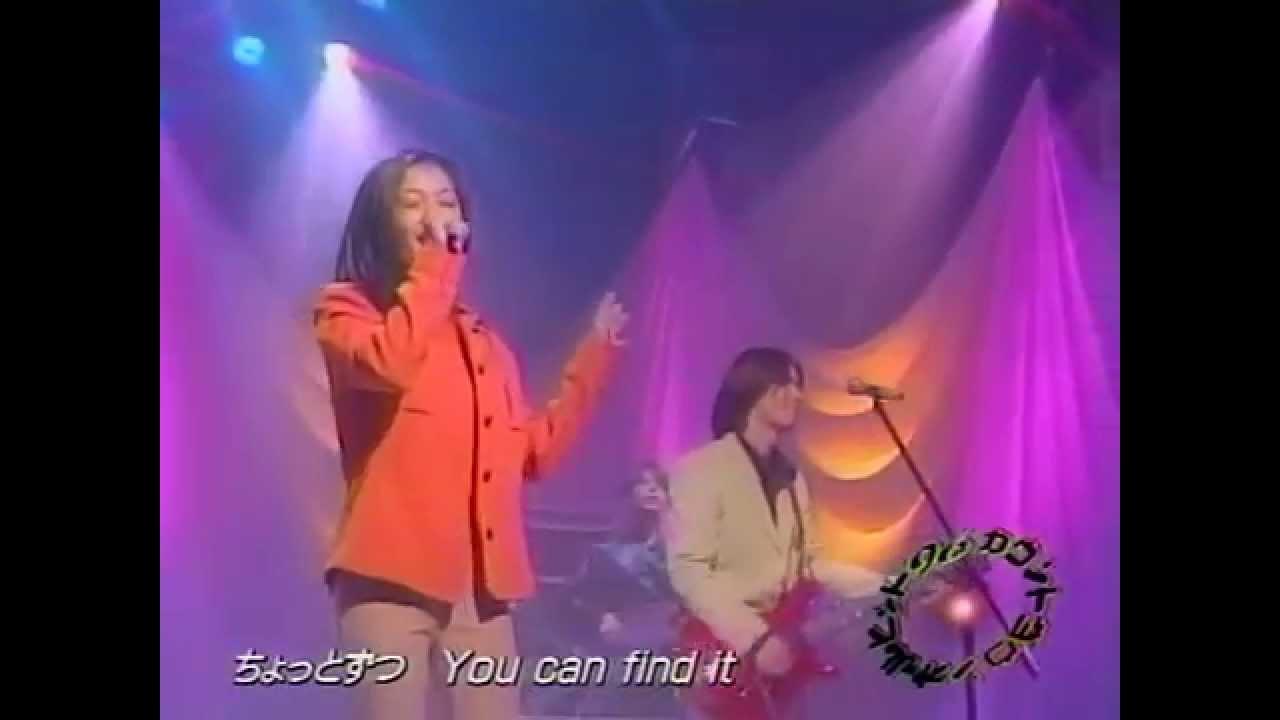華原朋美 save your dream 1996-10-10 - YouTube