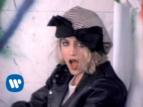 Madonna - Borderline - YouTube