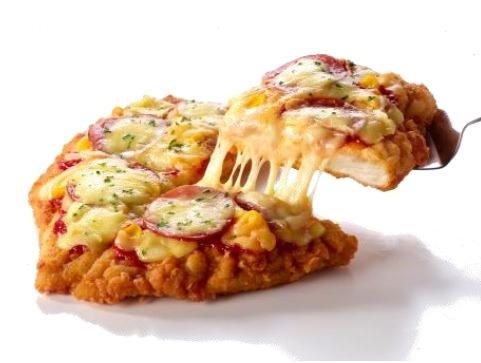 """チキン×ピザ=「CHIZZA(チッザ)」--KFCの""""ヤバイ""""メニューが日本上陸!"""