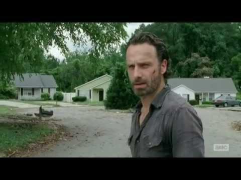 The Walking Dead S04E04 - ending (Sharon Van Etten : serpents) - YouTube