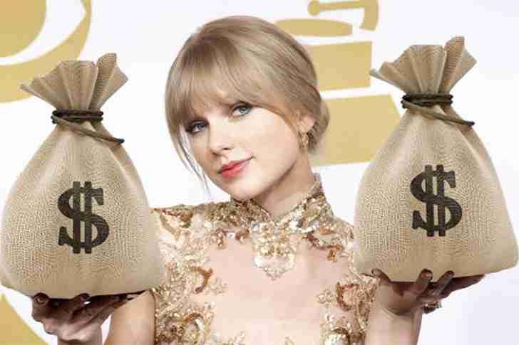 テイラー・スウィフト「世界で最も稼いだ女性アーティスト」で初トップ 収入はいくら?