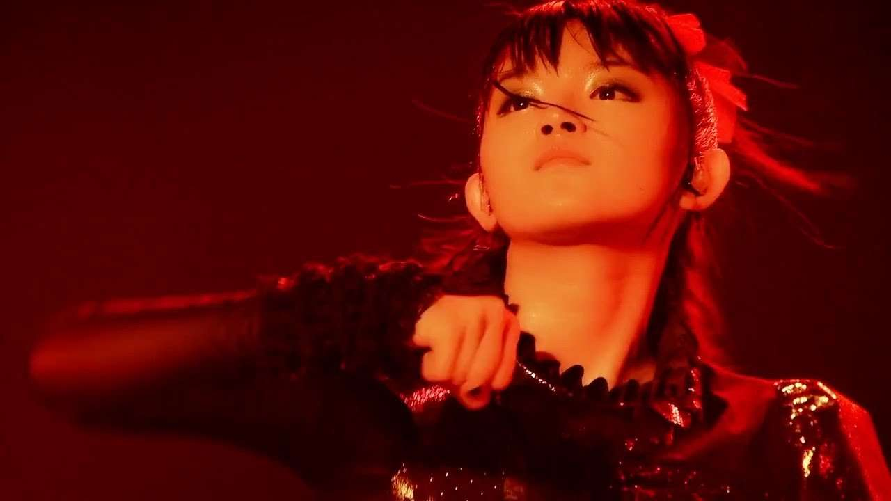 BabyMetal Legend of 1997 - Su Metal - Souls Refrain/Tamashii no Rufuran 720p - YouTube