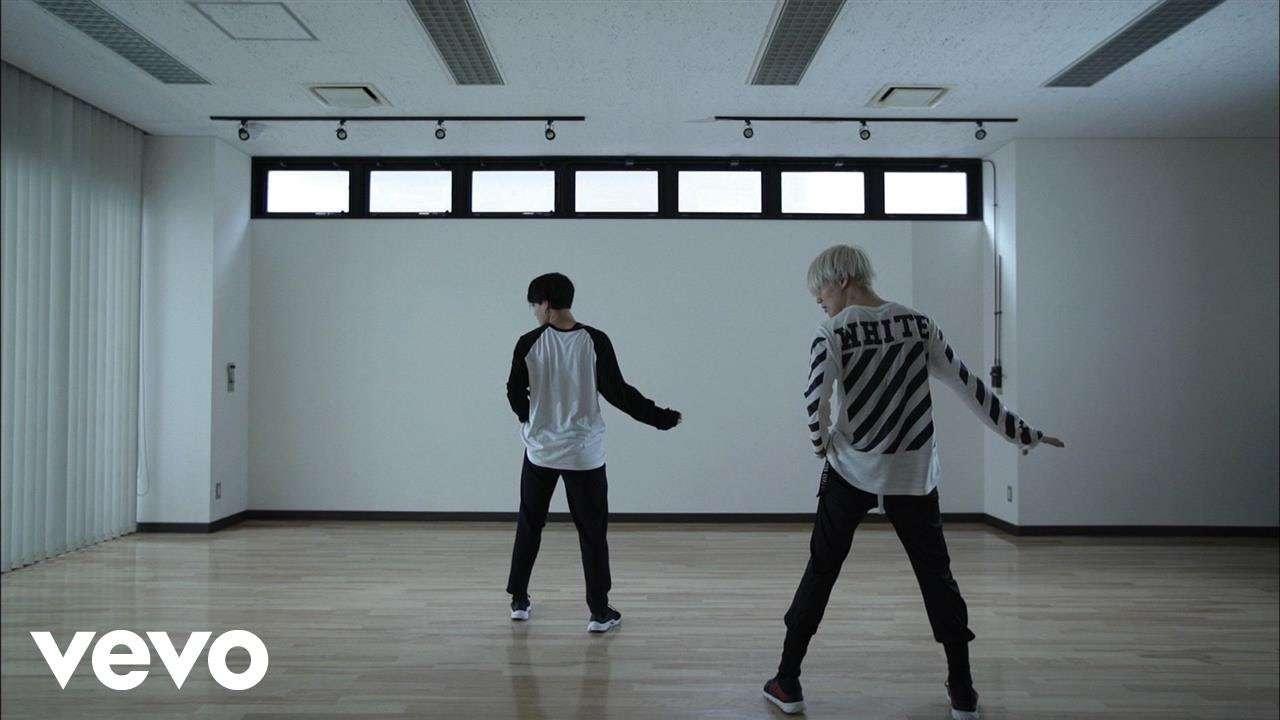 テミン (TAEMIN) - 「さよならひとり」Dance Practice ver. with 菅原小春 - YouTube