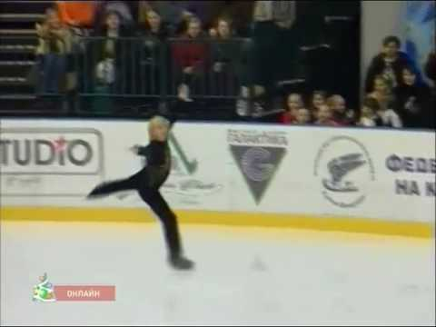 プルシェンコ 『ニジンスキーに捧ぐ』 2004 RN  芸術点オール6,0 Plushenko - YouTube