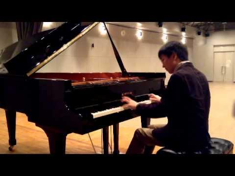 Alkan: Scherzo Focoso, Yui Morishita - YouTube