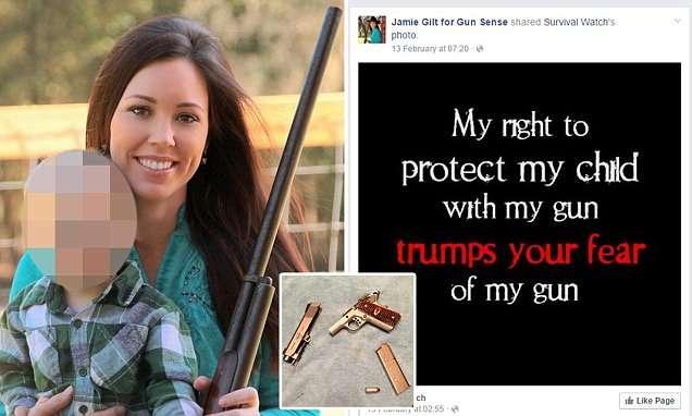 銃愛好家の米女性「4歳の息子でさえ22口径を撃ってはしゃいでいますよ」と自慢→息子の誤射で重傷…