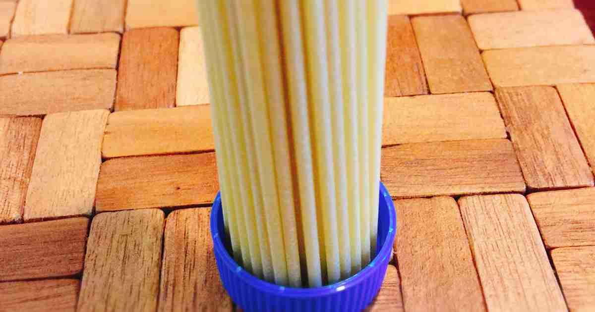 パスタのズボラ計量(アウトドアにも!) by マイポ☆ [クックパッド] 簡単おいしいみんなのレシピが253万品