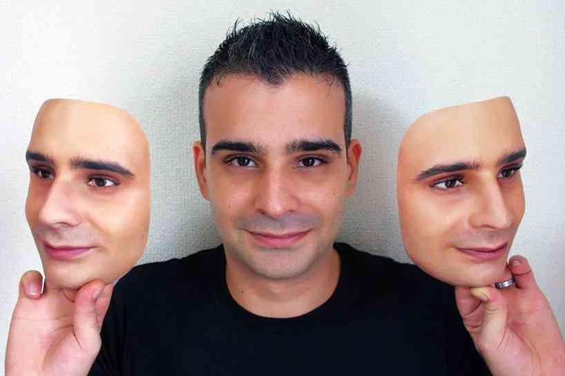 人間の顔を左右で折り返すと、別人のようになることがひと目で分かる写真たち - GGSOKU - ガジェット速報