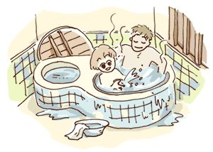 衝撃事実!?毎日お風呂は体に悪い!? - NAVER まとめ