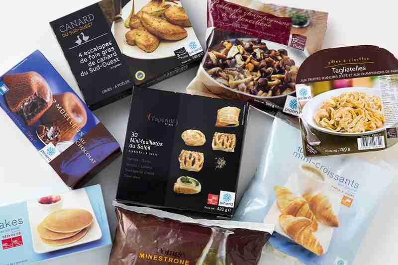 ついに日本上陸! フランスの高級冷凍食品「ピカール」は何がすごい? - 日経トレンディネット