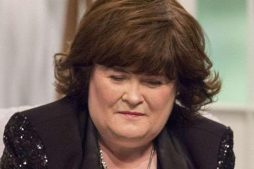 スーザン・ボイル 噂の男性を諦めきれず 「痩せた写真を送るつもり」