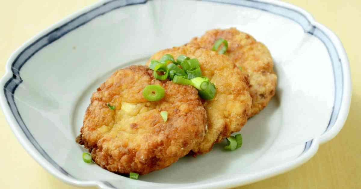 【江戸の味】叩き豆腐(豆腐ナゲット) by クックパッド江戸ご飯 [クックパッド] 簡単おいしいみんなのレシピが253万品