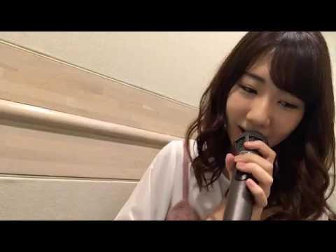 161025 柏木由紀 - ショートケーキ @ SHOWROOM - YouTube
