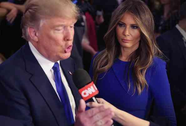 トランプの美人妻「ヌード写真」流出! ここまでやるか、アメリカ大統領選(週刊現代) | 現代ビジネス | 講談社(1/3)