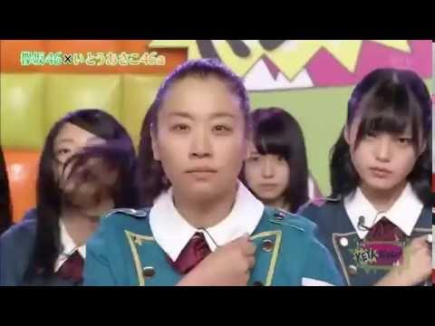 【欅坂46】いとうあさこのサイレントマジョリティーがカッコイイ - YouTube