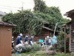 親子3人が住宅で餓死か、目立った外傷なくやせ細り…家賃は数カ月滞納 岐阜