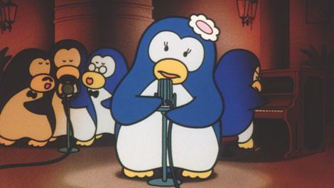 懐かしの「ペンギン」CMが27年ぶりに復活!松田聖子との再コラボも実現 | ORICON STYLE