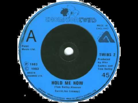 Thompson Twins- Hold Me Now - YouTube