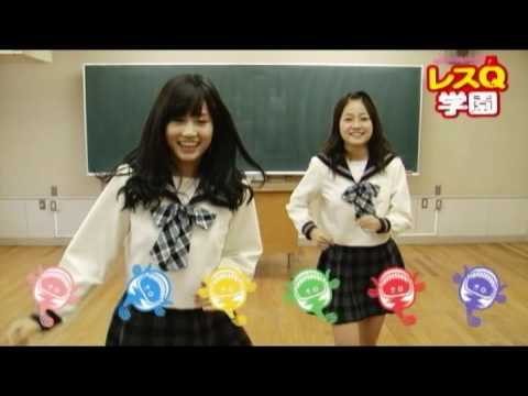 「AKB48の超人生相談 レスQ学園」 4時限目 前田敦子&島田晴香編 - YouTube