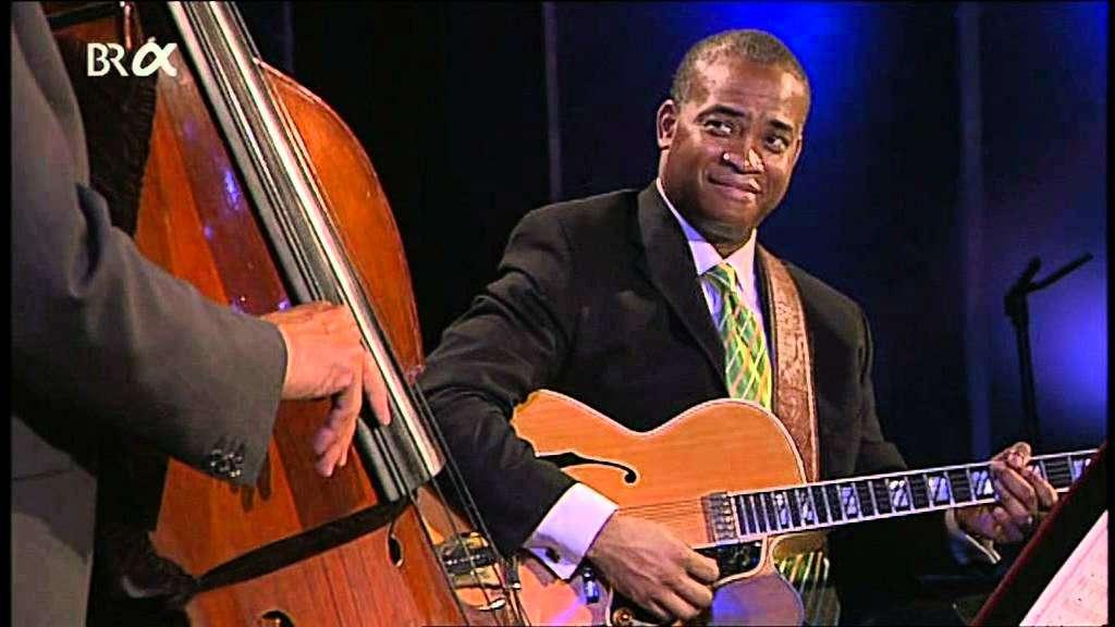 Ron Carter Trio - Jazzwoche Burghausen 2006 - YouTube