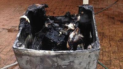 サムスンの洗濯機も爆発報告が相次いでいると判明 - GIGAZINE