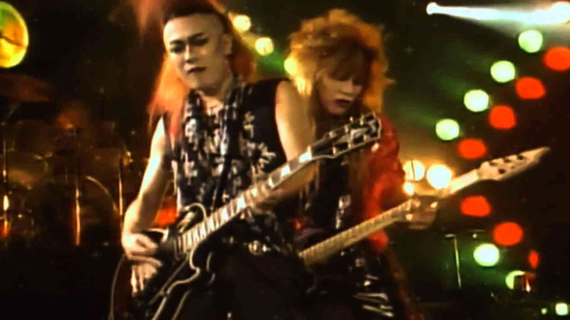 WE ARE X! X JAPAN -「X」 [PV] - YouTube