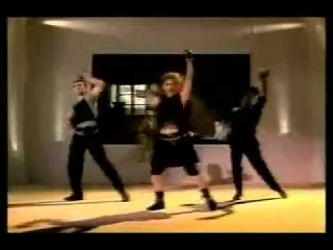 Madonna - Holiday [Official Music Video] - YouTube