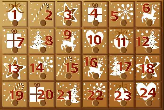 手作りアドベントカレンダーの作り方。クリスマスのアイデア26選 | iemo[イエモ]