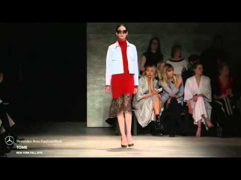 WATCH: Aamito Walks The Runway At Mercedes Benz New York Fashion Week - YouTube