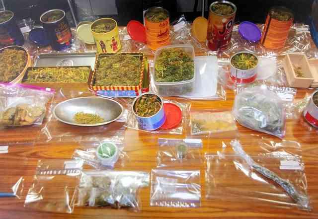 """長野の限界集落で大麻=所持容疑で22人逮捕 """"大麻コミュニティー""""形成か"""
