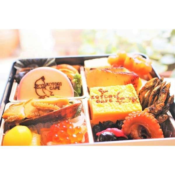 【限定100食】ことりカフェの特製おせちが可愛くって美味しそう / 酉年の2017年はおせちも「鳥」で決まり♪ | Pouch[ポーチ]