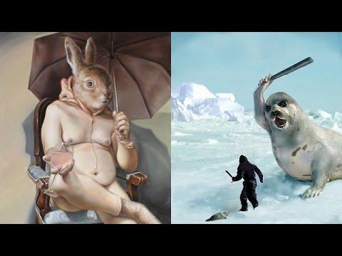【閲覧注意】もし人間と動物の立場が逆だったら?世界の現状を考えさせられる罪深い人間達 - YouTube