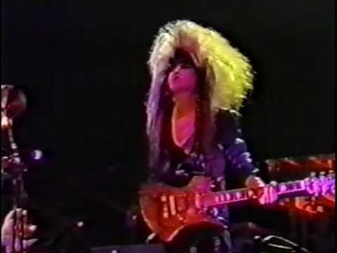 X JAPAN - Stab Me In The Back (Tokyo Dome 1991.08.23) - YouTube