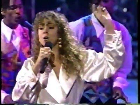 "Mariah Carey ""Emotions"" [MTV VMA September 5, 1991] - YouTube"